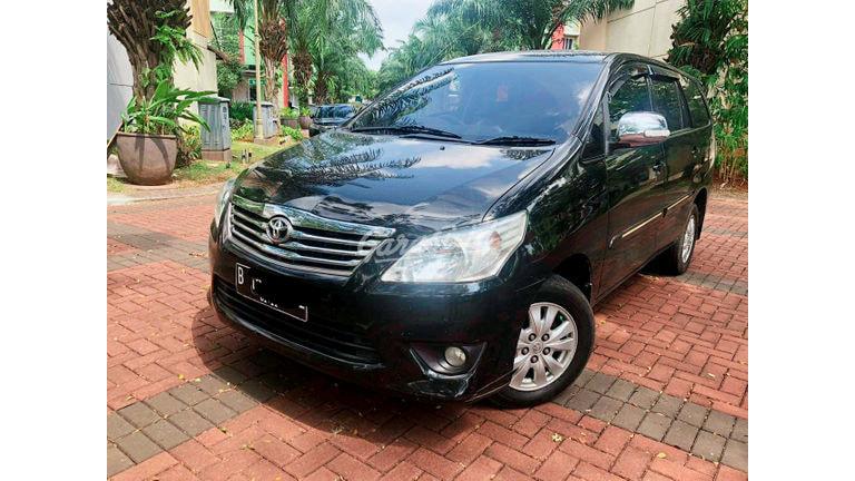 2012 Toyota Kijang Innova G - Harga Cash nego (preview-0)