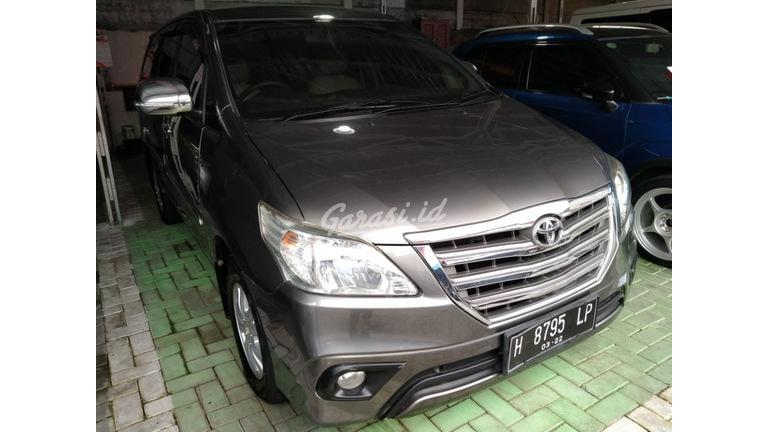 2014 Toyota Kijang Innova G - Terawat Siap Pakai (preview-0)