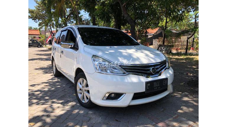 2014 Nissan Grand Livina SV - Pajak Baru Siap Pakai Terawat (preview-0)