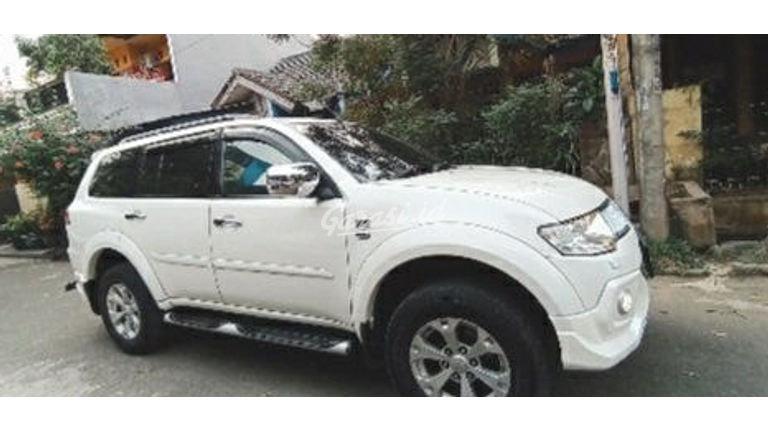 2012 Mitsubishi Pajero Sport DAKAR - JUAL CEPAT, MURAH DAN BISA NEGO (preview-0)