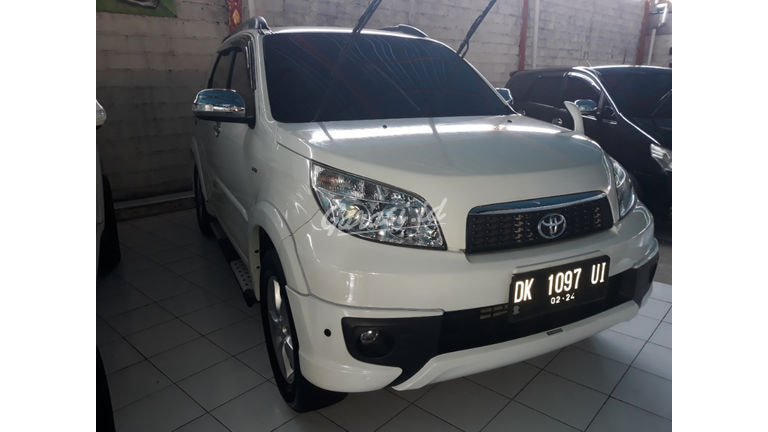 2012 Toyota Rush TRD - Good Condition (preview-0)