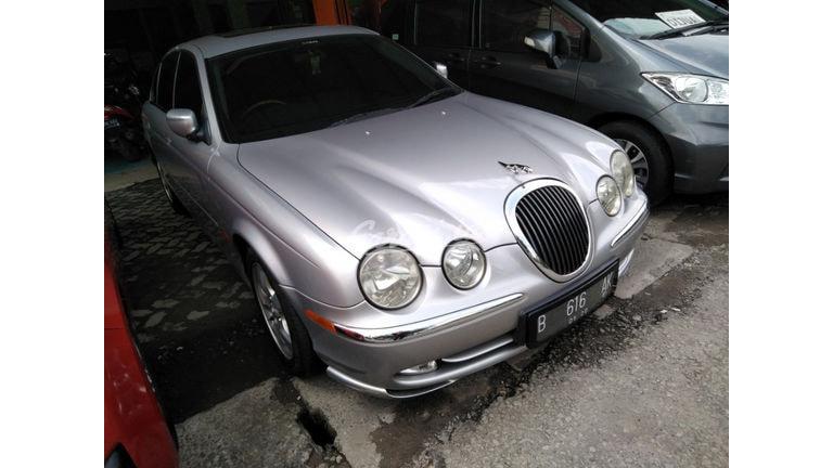 2000 Jaguar S-Type at - Siap Pakai (preview-0)
