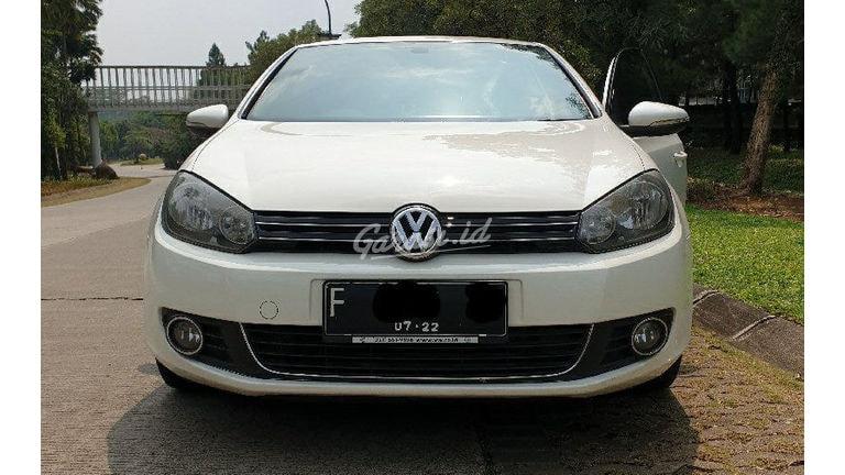 2011 Volkswagen Golf TSI - Mulus Pemakaian Pribadi (preview-0)