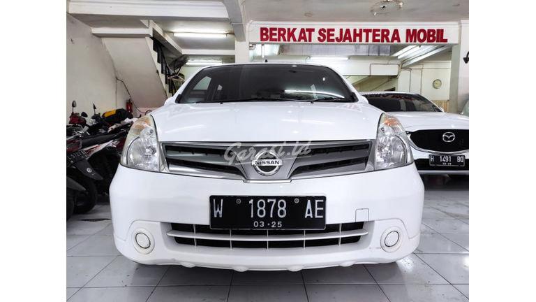 2012 Nissan Grand Livina SV Ultimate - Barang Bagus Siap Pakai (preview-0)