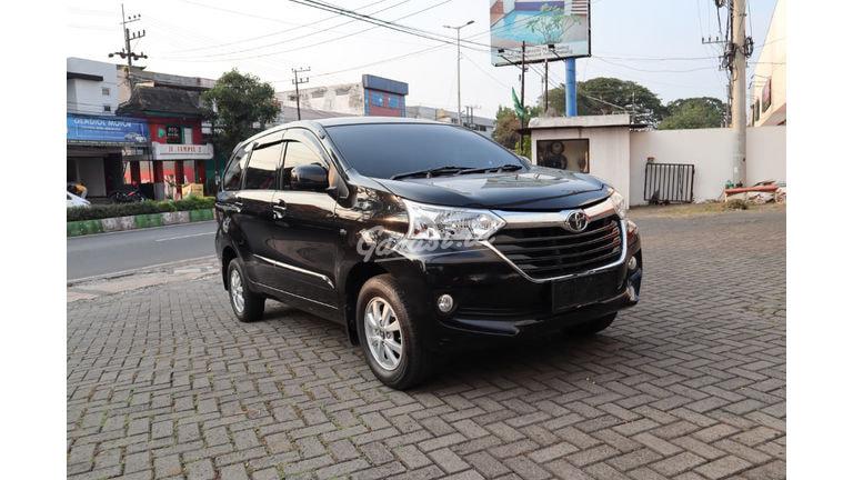 2018 Toyota Avanza G (preview-0)