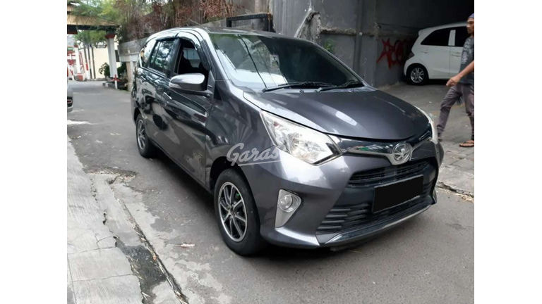 2014 Toyota Calya G (preview-0)