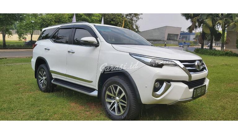 2018 Toyota Fortuner VRZ - Terawat (preview-0)