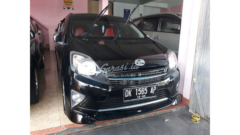 2013 Toyota Agya TRD S - Nyaman Terawat (preview-0)