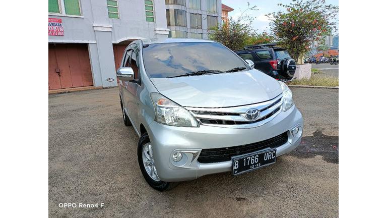 2013 Toyota Avanza G - Harga Istimewa (preview-0)
