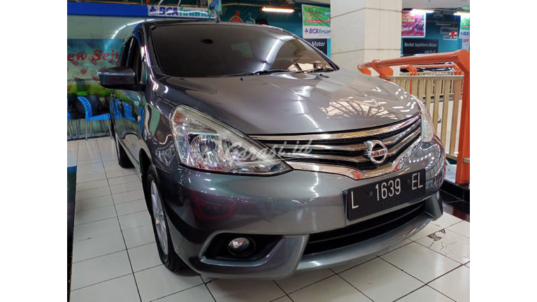 2014 Nissan Grand Livina XV - Tangan Pertama (preview-0)