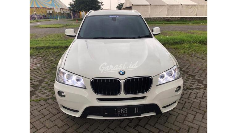 2012 BMW X3 AT - Mulus Langsung Pakai (preview-0)