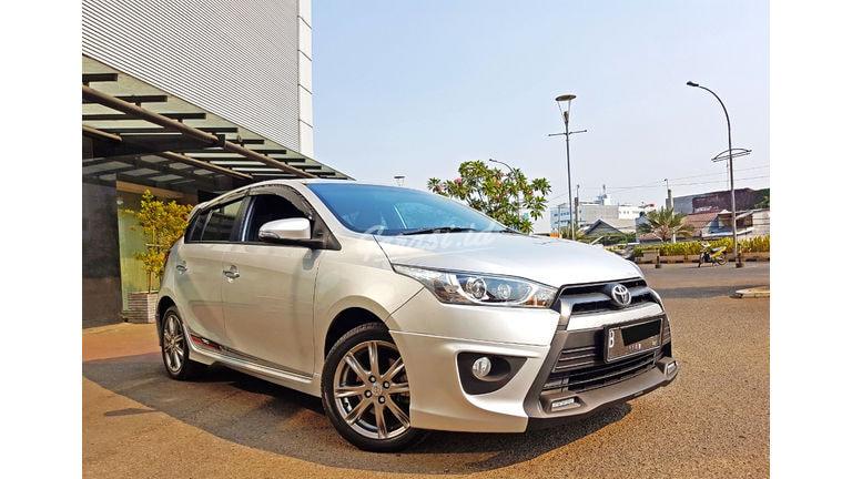 2014 Toyota Yaris TRD Sportivo - Terima DP Pake Motor (preview-0)