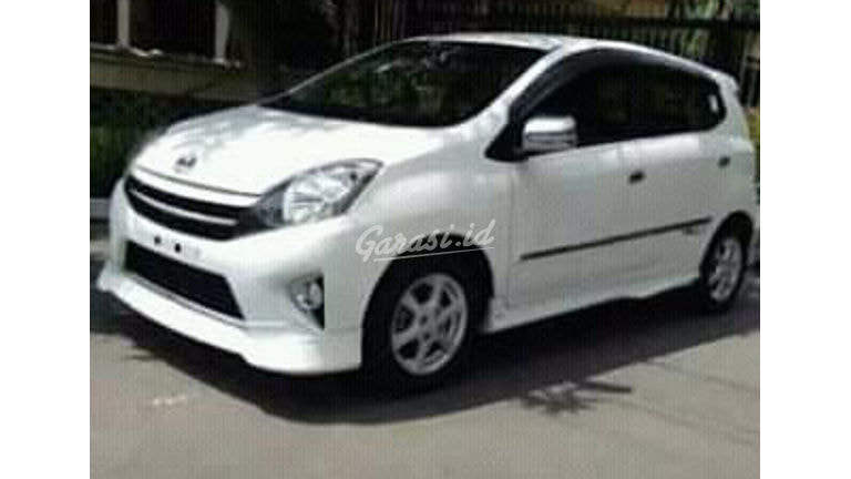 2017 Toyota Agya G TRD - City Car Lincah Dan Nyaman (preview-0)