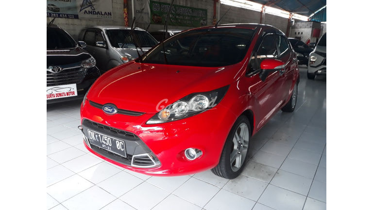 2011 Ford Fiesta S - Good Condition (preview-0)