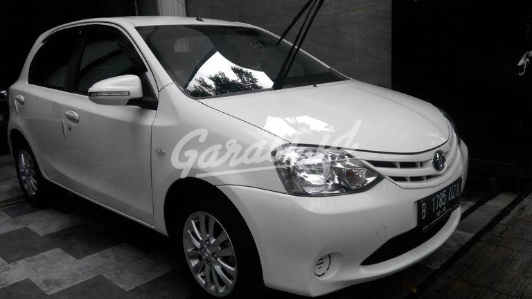 Jual Mobil Bekas 2013 Toyota Etios Valco E Jakarta Timur 00b0501