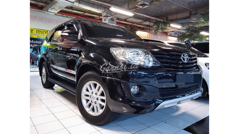 2013 Toyota Fortuner G Trd VNTurbo - warna Favorit, Bisa dp Minim (preview-0)