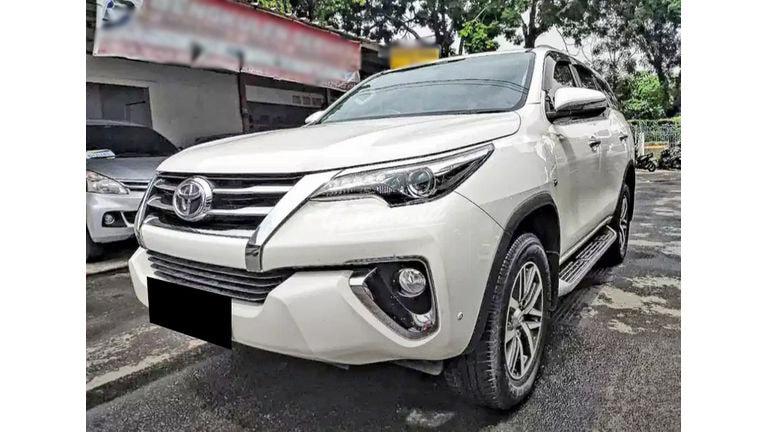 2017 Toyota Fortuner SRZ - Mobil Pilihan (preview-0)