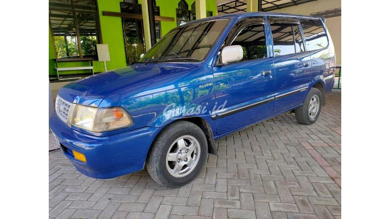 2001 Toyota Kijang LX - UNIT TERAWAT, SIAP PAKAI (preview-0)