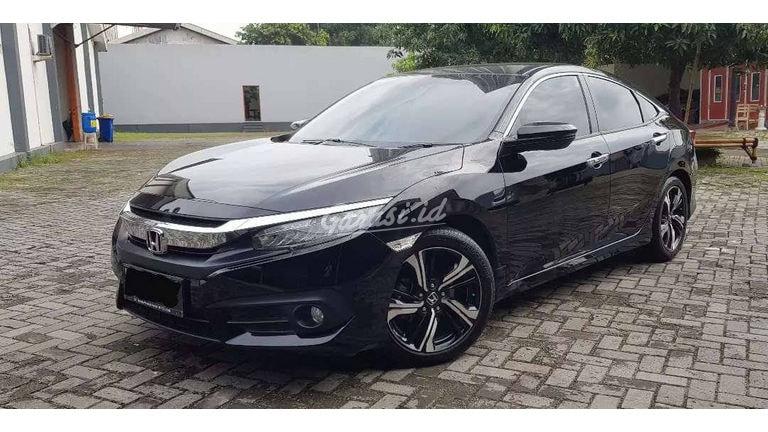 2018 Honda Civic Turbo - Mobil Pilihan (preview-0)