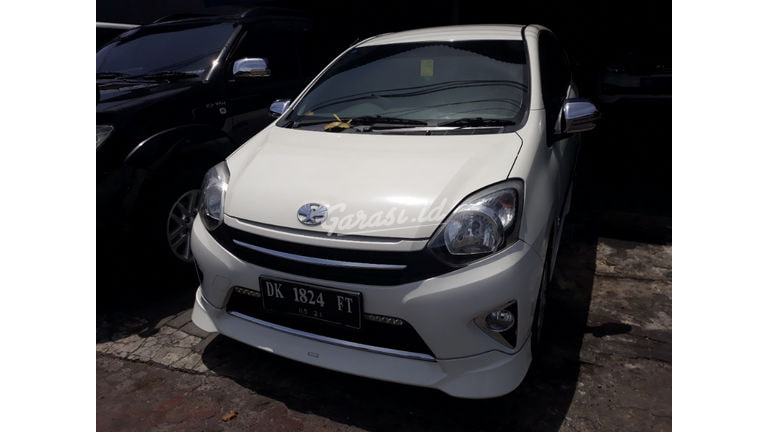 2013 Toyota Agya TRD S - Good Condition (preview-0)