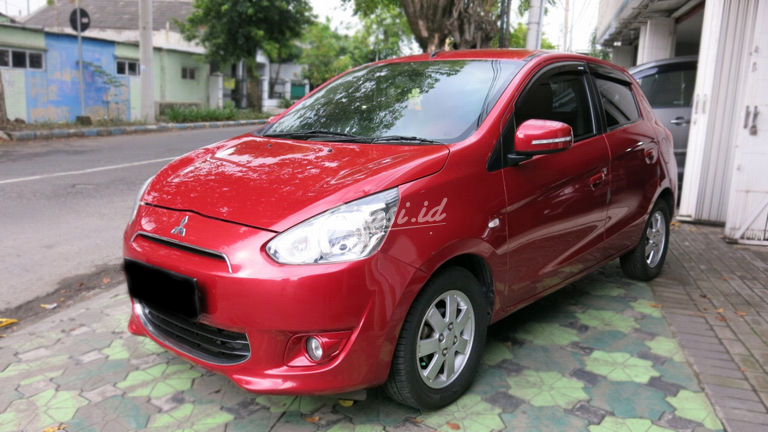 2013 Mitsubishi Mirage Exceed - Automatic (preview-0)