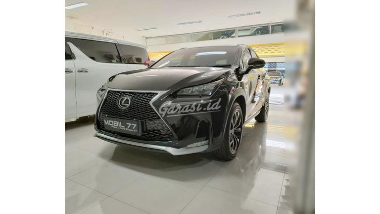 2015 Lexus Nx 200 F-sport (preview-0)