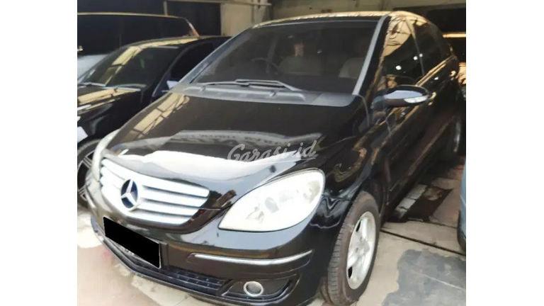 2006 Mercedes Benz B-Class b170 - Barang Bagus Siap Pakai (preview-0)