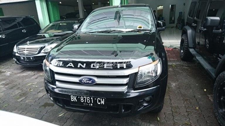 2014 Ford Ranger XL 5 - Siap Pakai Mulus Banget (preview-0)