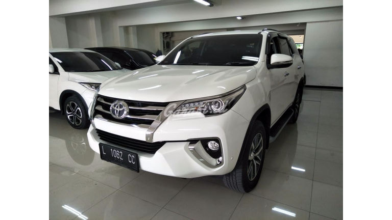 2016 Toyota Fortuner Vrz - Mulus Pemakaian Pribadi (preview-0)