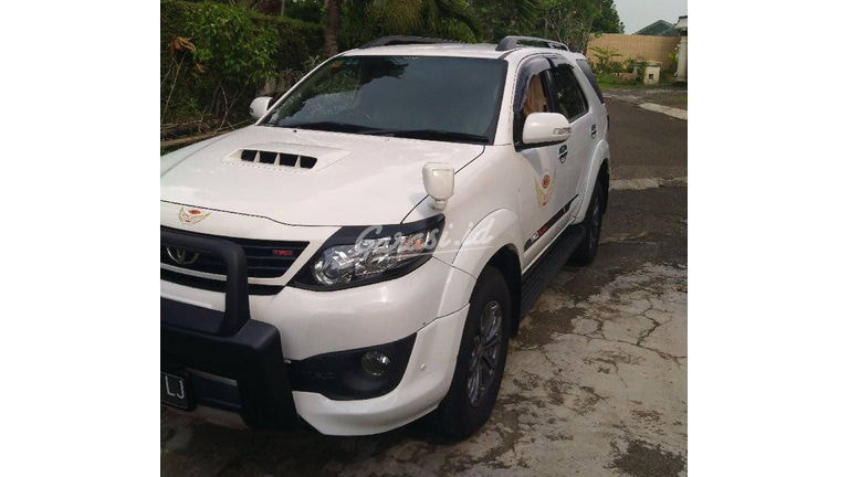 2015 Toyota Fortuner TRD Sportivo - jual cash (preview-0)