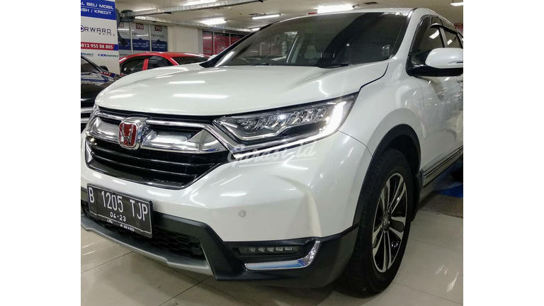 2018 Honda CR-V turbo Prestige - Mobil Pilihan (preview-0)
