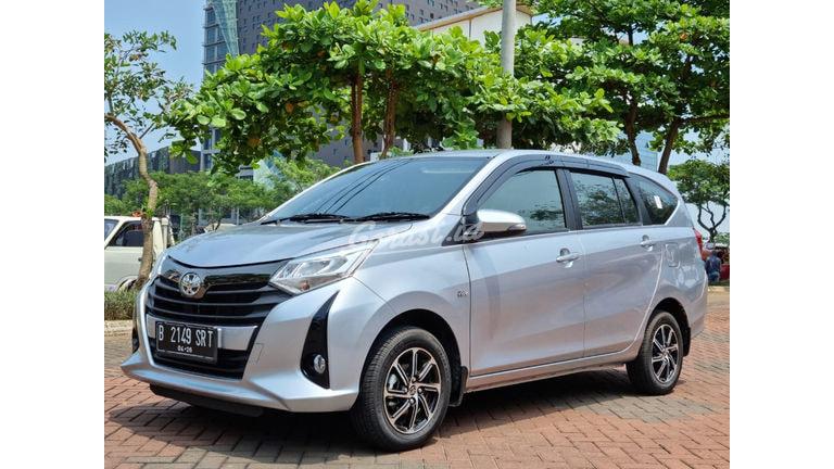 2021 Toyota Calya G - Mobil Pilihan (preview-0)