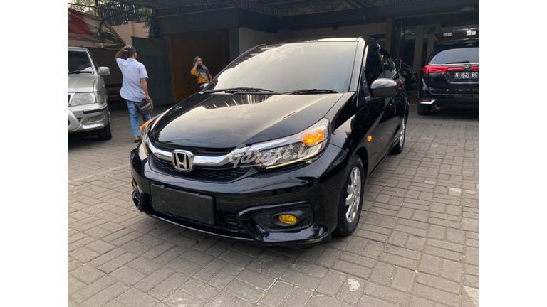2018 Honda Brio E satya - Mobil Pilihan (preview-0)