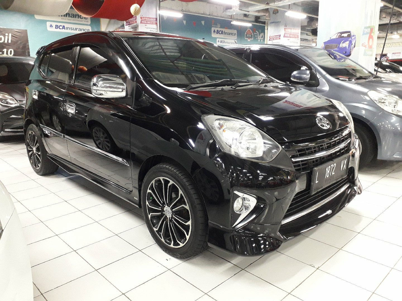 2016 Toyota Agya TRD - Mobil Pilihan (preview-0)