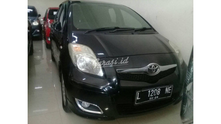 2010 Toyota Yaris E - MURAH UNIT ISTIMEWA (preview-0)