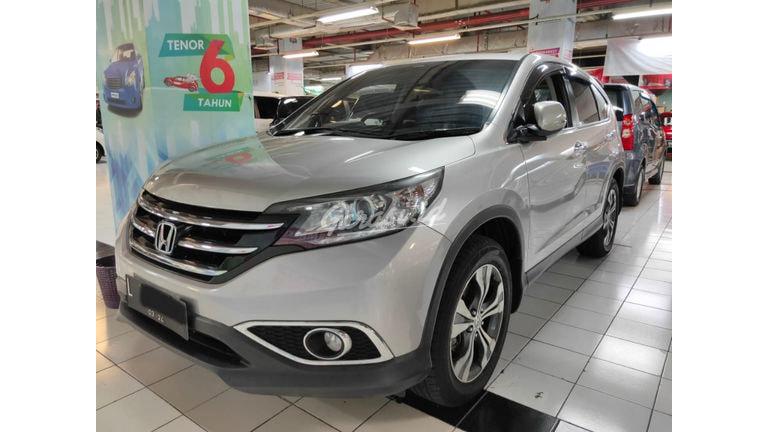 2013 Honda CR-V Prestige (preview-0)