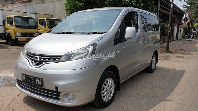2014 Nissan Evalia XV up Highway Star - Kredit dibantu TDP RINGAN (preview-0)