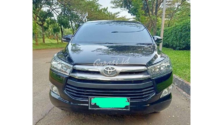 2018 Toyota Kijang Innova G - Tangan pertama dari baru service record resmi (preview-0)