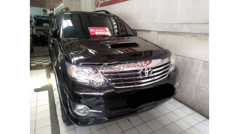 2013 Toyota Fortuner G VNTurbo - SIAP PAKAI! (preview-0)