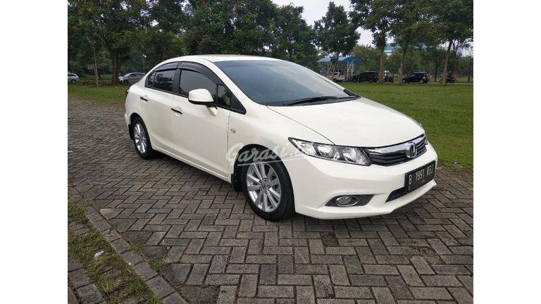 2012 Honda Civic i- vtec 1.8 - siap pakai (preview-0)