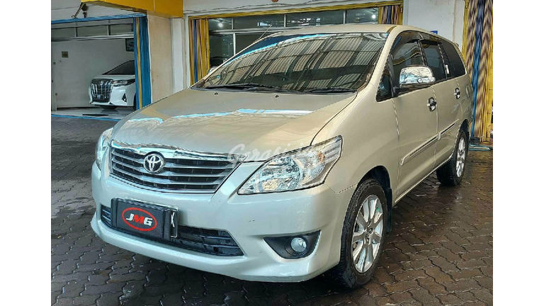 2011 Toyota Kijang Innova g - Limited Edition (preview-0)