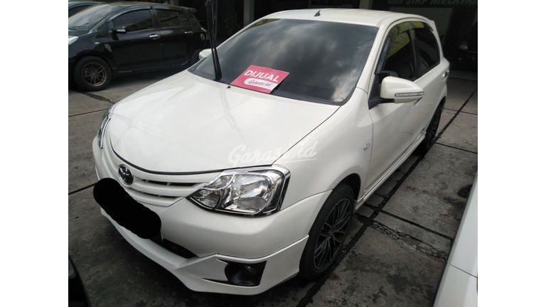 2013 Toyota Etios Valco G - Siap Pakai (preview-0)