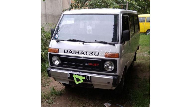 1984 Daihatsu Hijet - Hijet 1000 tahun 84 surat surat komplit (preview-0)