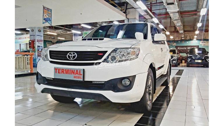 2015 Toyota Fortuner G TRD - Mobil Pilihan (preview-0)