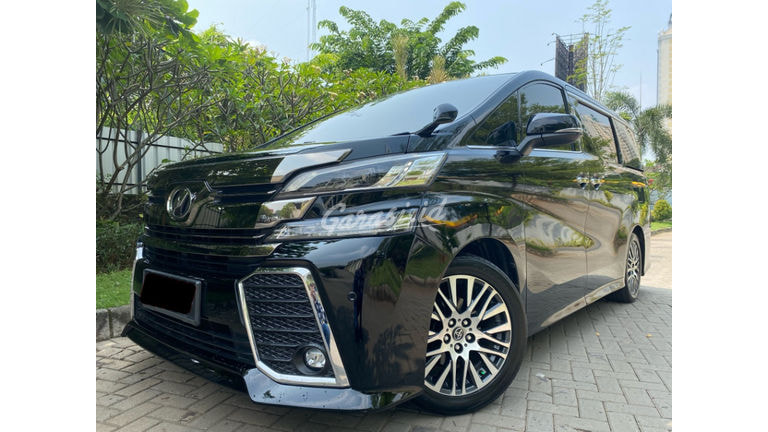 2015 Toyota Vellfire ZG CBU (preview-0)