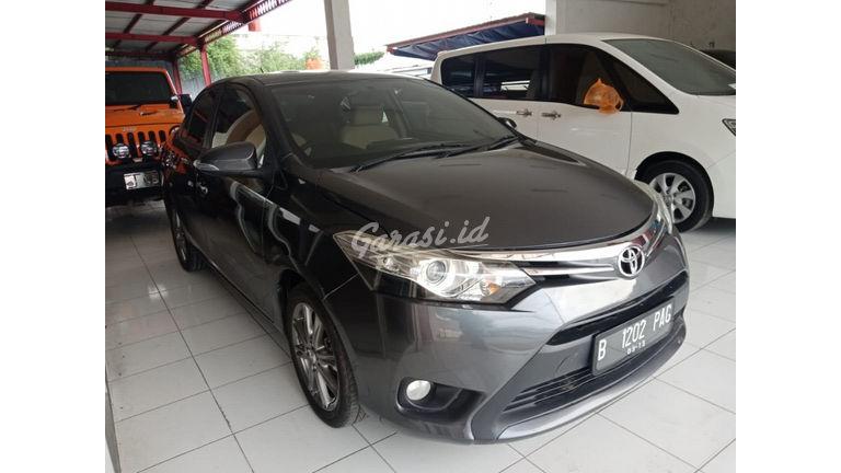 Jual Mobil Bekas 2013 Toyota Vios G Kota Bekasi 00fp005 Garasi Id