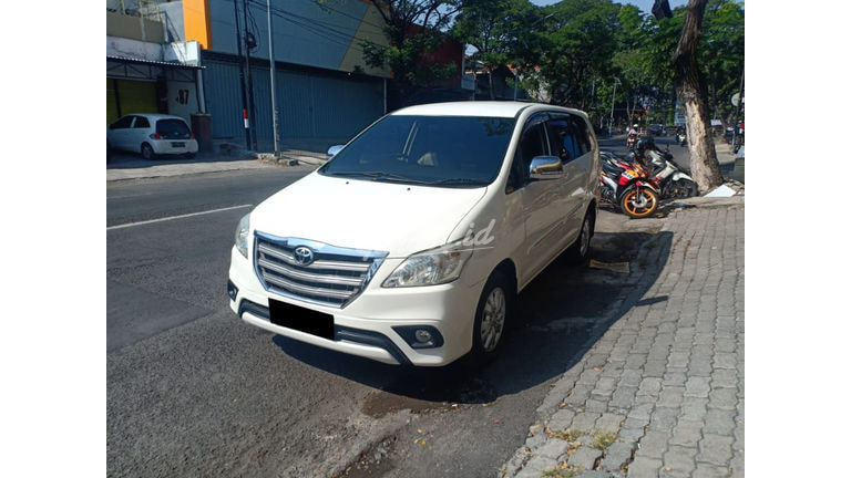 2014 Toyota Kijang Innova G - Mobil Pilihan (preview-0)