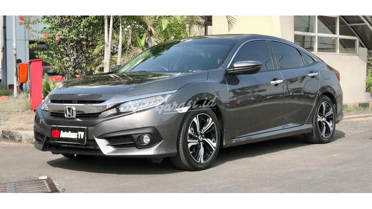 2016 Honda Civic Turbo ES - Mobil Pilihan (preview-0)