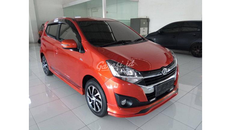 2019 Daihatsu Ayla R - Seperti Baru, KM Ori (preview-0)