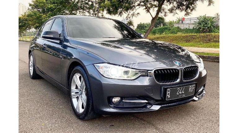 2015 BMW 3 Series F30 LCI - Tdp Minim Bisa Bawa Pulang Mobil (preview-0)